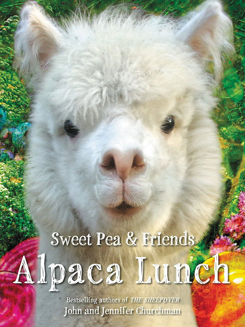 Sweet Pea and Friends: Alpaca Lunch