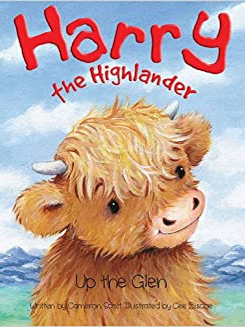 Harry the Highlander Up the Glen