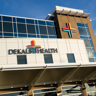 Dekalb Hospital ER + Imaging Addition