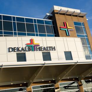 Dekalb Hospital ER + Imaging Addition
