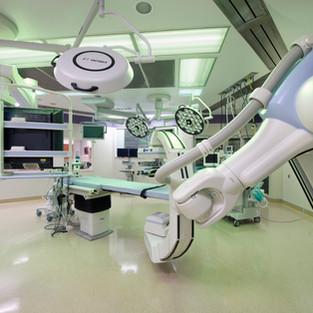Goshen Hospital Hybrid OR Suite