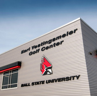 Ball State University Earl Yestingsmeier Golf Center