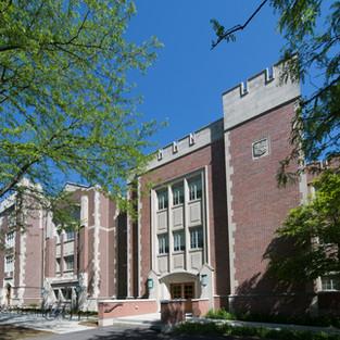 Ball State University - North Quad Renovation