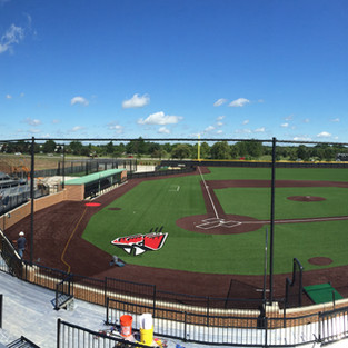 Ball State University Ball Field Complex