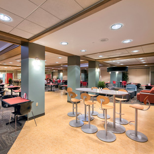 Ball State University Noyer Dinning Hall
