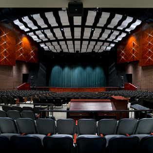 Northridge High School - Auditorium