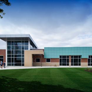 Peabody Strauss Aquatic + Fitness Center