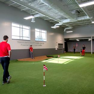 Ball State University Earl Yestingsmeier Golf Center