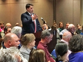 Driscoll Opposes Trash Transfer Station Construction