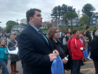 Driscoll Statement on Rally Against Hate