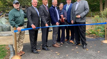 Rep. Driscoll Attends Grand Reopening of Blue Hills Trailside Museum and Otter Exhibit
