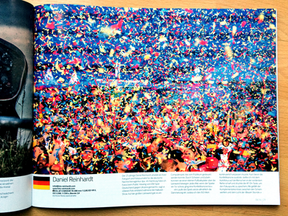 Abdruck im Nikon Pro Magazin