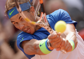 Nadal siegt am Rothenbaum