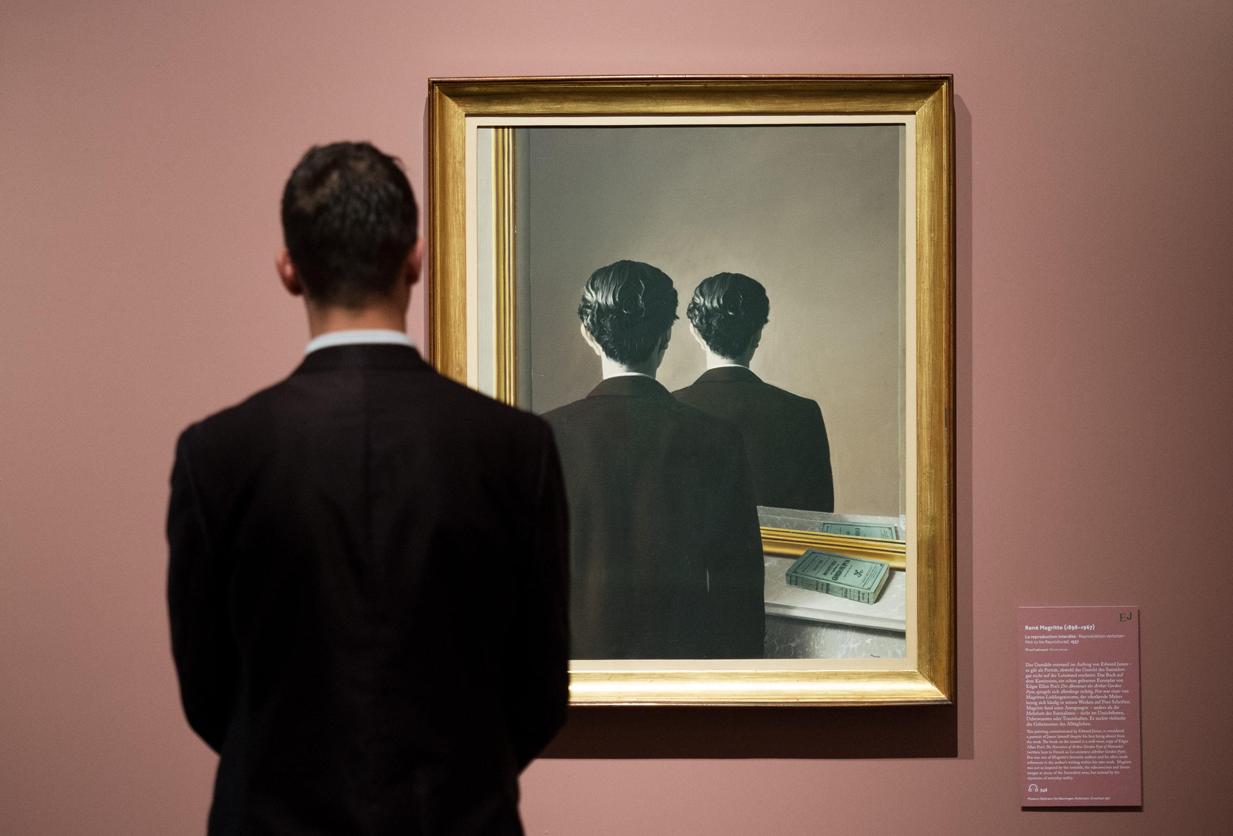 Ausstellung Dalí, Ernst, Miró, ...