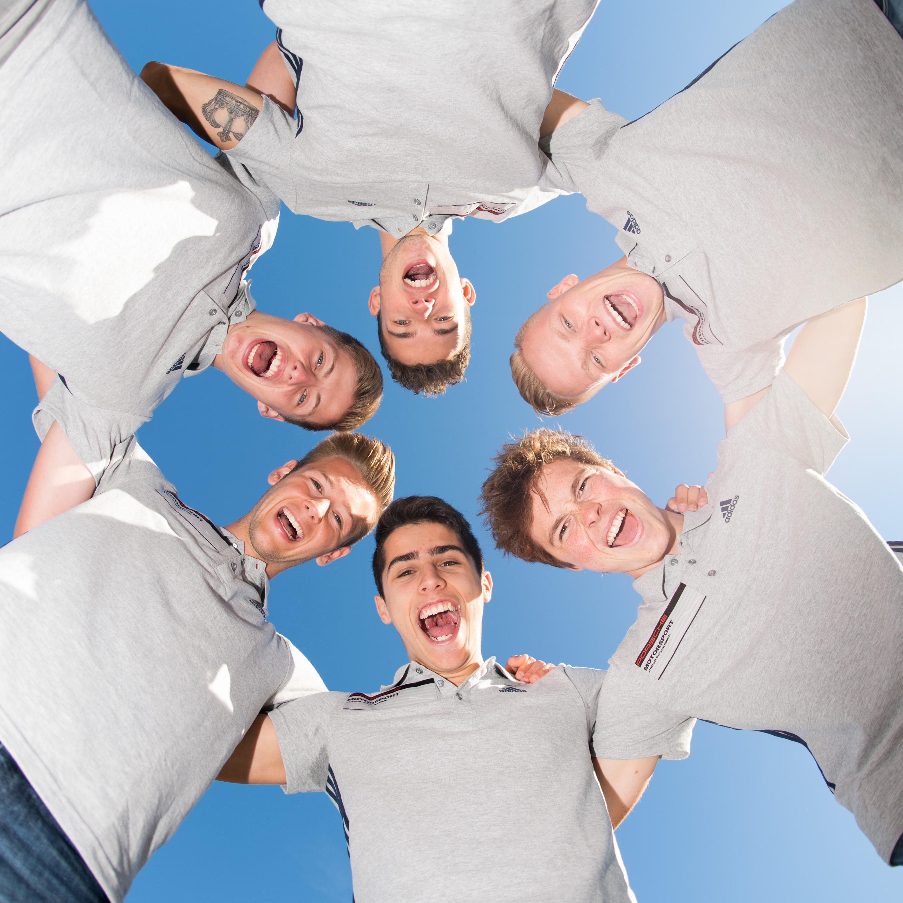Teambuilding Gruppenfoto