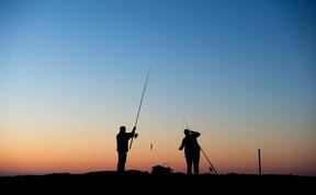 Angler in Schweden