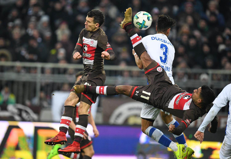 FC St. Pauli - Duisburg