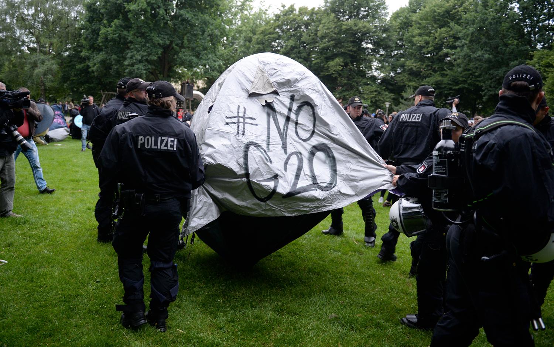 G20 in Hamburg