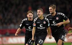 FC St. Pauli jubelt