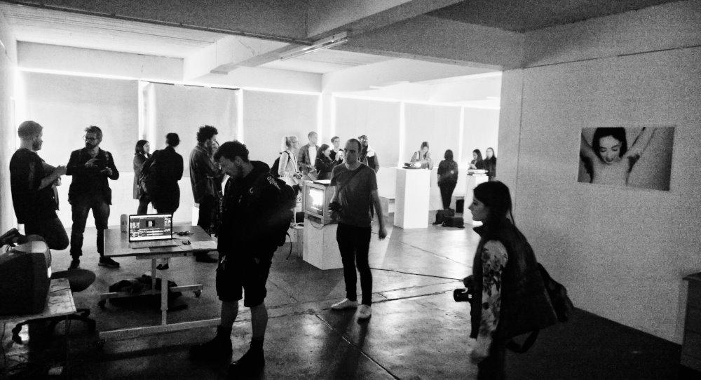 Stryx Open Studio (Marcin Sz)