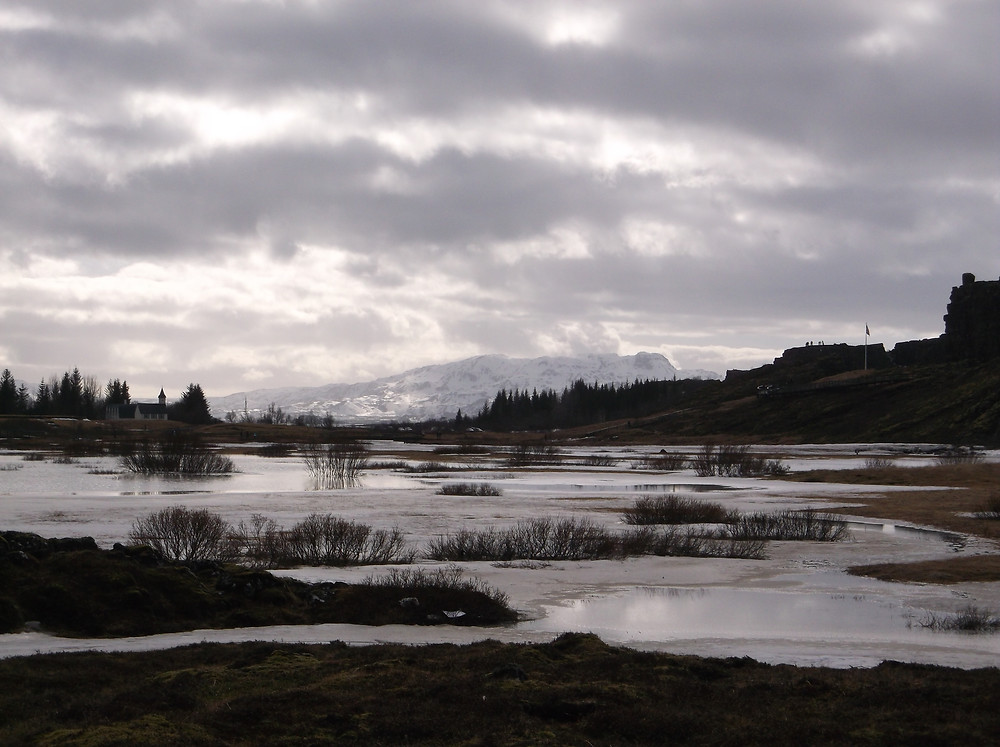 Thingvellir National Park, Iceland, 19th March 2016 - David Poole