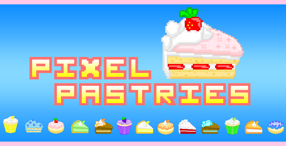 Pixel Pastries