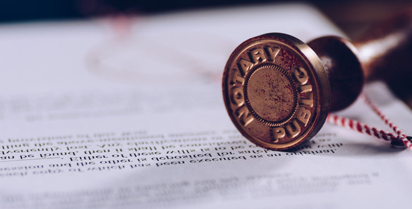 Notary Public/ Living Trusts Services