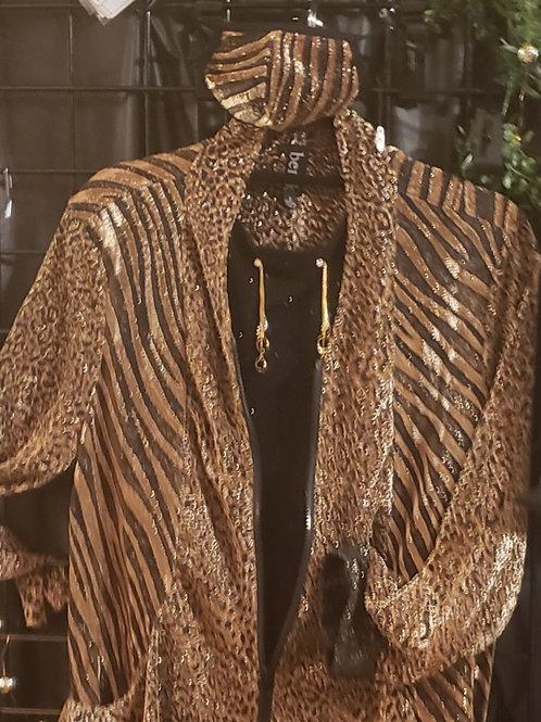 bronze tunic