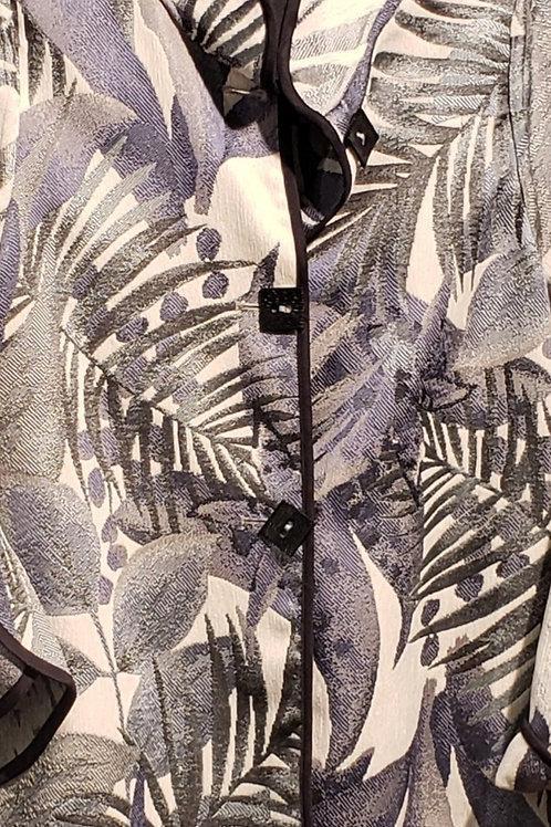 Tapestry short jacket