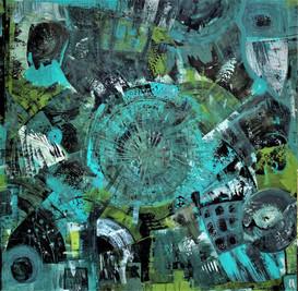 Blue Hydrangea - unavailable