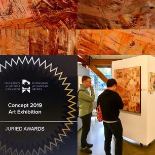 """""""Concept"""" Art Exhibition"""