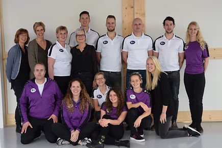 Team Fitplan met partners