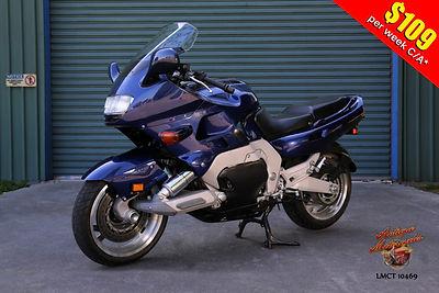 1993 Yamaha GTS