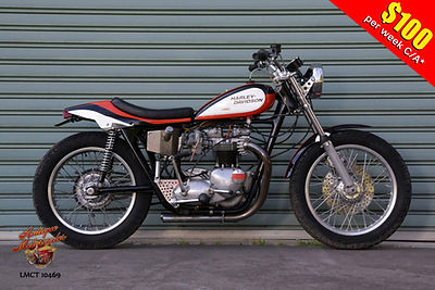 1966 Triumph Bonneville XR750