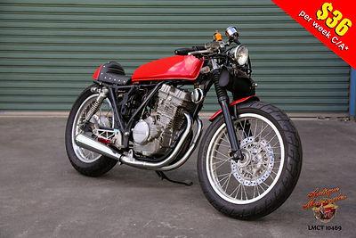 1988 Honda GB250
