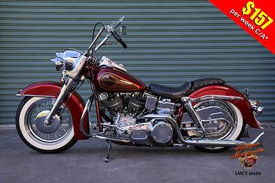 1970 Harley Davidson FLH