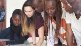 E-learning strengthens educational capacity