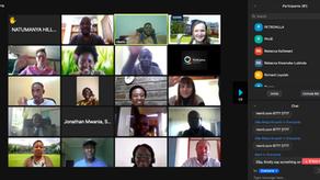 PBL skills for agriculture teachers in Kenya, Zambia and Uganda