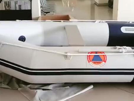 Perahu Karet ACISA