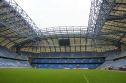 Poland stadium inside