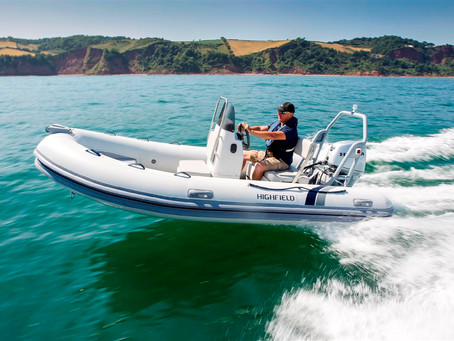 Highfield boats RIGID INFLATABLE BOAT