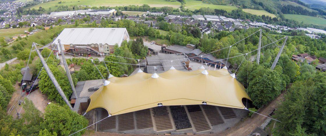 Elspe-grandstand canopy 2