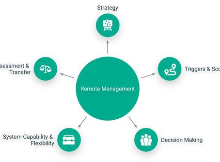 Remote Management - beyond remote working