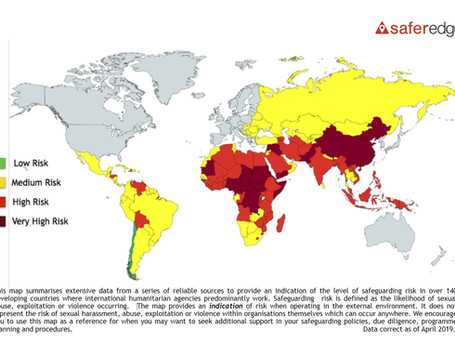 Mapping Safeguarding Risk