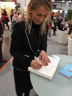 More book signing
