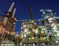 Exxon Refinery Baton Rouge