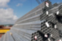 Store metal outdoors with no damage from abrasion, corrosion, solvents, oils or fuels