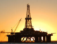 Apache Oil Platforms (Indian Ocean/NW Australia)
