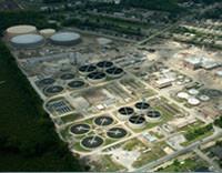 Baton Rouge Wastewater Plant