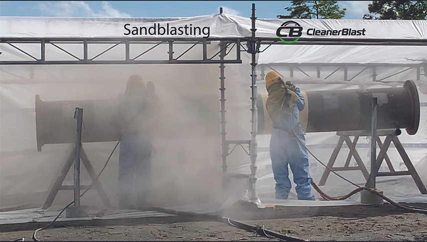 CleanerBlst vs Sandblasting